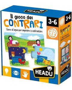 Headu-Il Gioco dei Contrari, IT20584