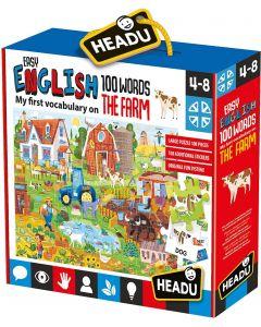Headu- Easy English 100 Words Farm, IT20997