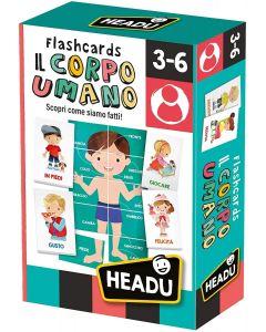 Headu- Flashcards Il Corpo Umano