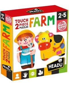 Headu Puzzle Touch Farm, 24889