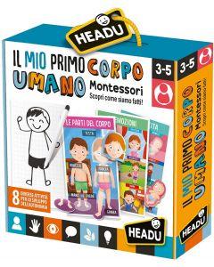 Headu Primo Corpo Umano Montessori, IT28108