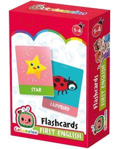 Headu Cocomeloon Flashcards Firts English - 29457