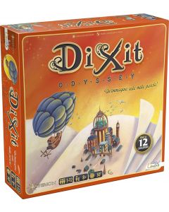 Dixit Odyssey - Asmodee 48005