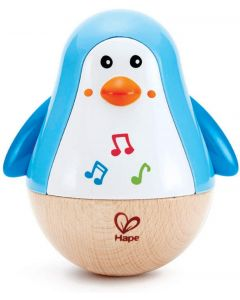 Hape Pinguino Musicale Giroscopio E0331