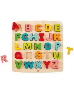 Hape- Puzzle In Legno Alfabeto