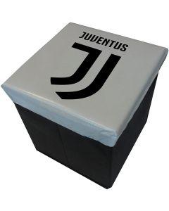 Juventus Pouf Contenitore CM.31X31X33