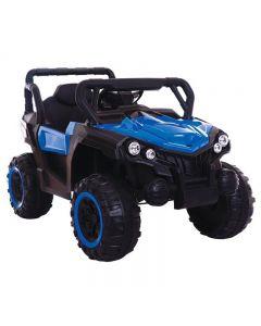 Auto Fuoristrada Elettrica Thunder 12V blu - GVC5217