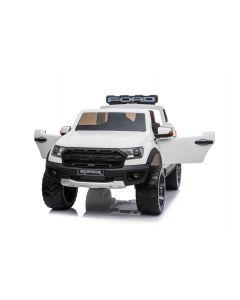 Auto elettrica Raptor 12V Bianca - GVC5530