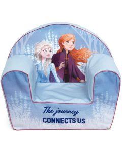 Poltroncina sfoderabile in schiuma, 42 x 52 x 32 cm, Disney Frozen II