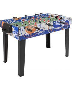 Villa Giocattoli - Calcetto 5 giochi in 1, (calcetto, tavolo ping pong, biliardo, bowling e hockey)