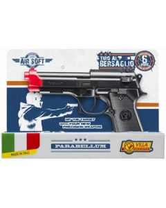 Pistola Parabellum kal. 6 mm. - Villa Giovanni 2610