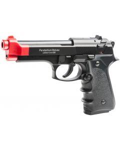 Parabellum Deluxe Pistola Air Soft - Villa Giocattoli 2671