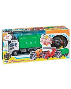 Camion Nettezza Urbana - Ronchi Toys 10679