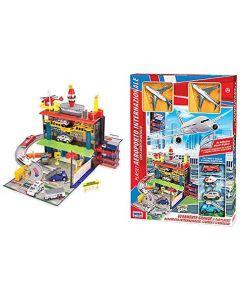Playset Aeroporto C/2 Aerei - Ronchi Toys 11030