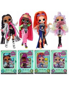 L.O.L. Surprise! OMG Dance Doll Assortite - 17841