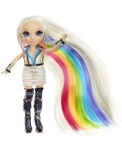 Rainbow High Hair Studio - Bambola Amaya Raine - 569329