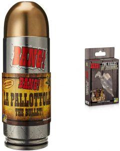 BANG! La Pallottola Gioco Di Carte - DVG9021