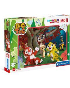 Puzzle Maxi Pz.60 Leo&Tig