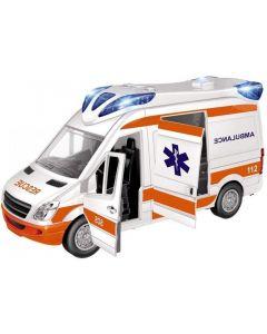 Ambulanza con luci e suoni Giocheria