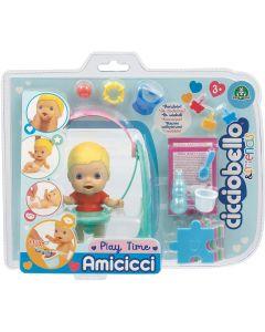 Cicciobello- Amicicci Play Time ass.