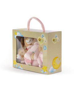 Plush & Company Babycare Coniglietta Set 3pz