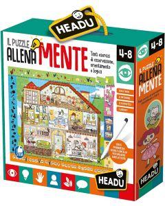 Headu-Il Puzzle Allenamente, IT20546