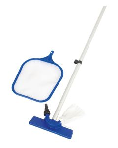 Bestway 58013 - Kit standard per pulizia piscina 203 cm
