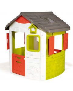 Smoby 7600810500 - Nuova Casetta Jura Lodge modulare