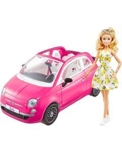 Barbie Fiat 500 New