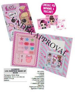 Giochi Preziosi LLD08000 - LOL Surprise Make Up Book
