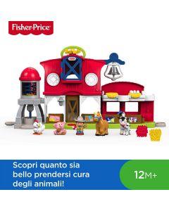 Fischer Price FKD15 - Little People- Fattoria degli Animali Felici