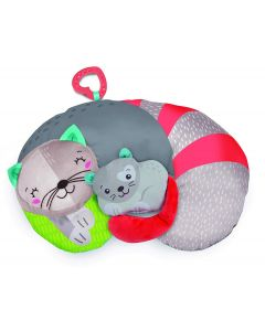 Baby Clem 17278 - Kitty Cat Cuscino Gioco