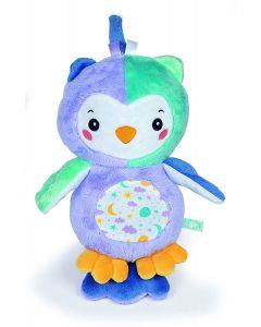 Clementoni 17268 - Baby Clem - Goodnight Owl Gufo