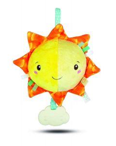 Clementoni 17270 - Baby Clem - Soft Sun Stella Carillon