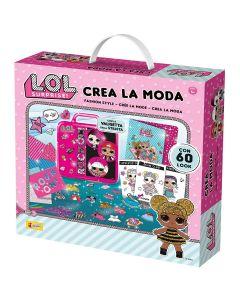 Lisciani Giochi 77540 - LOL Surprise Valigetta Crea la Moda