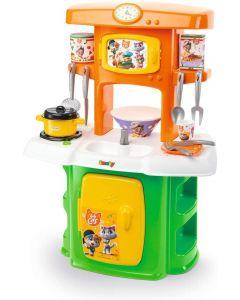 Smoby 7600311906 - 44 Gatti La Cucina Di Nonna Pina
