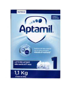 Aptamil 1 Latte In Polvere - 1100 gr