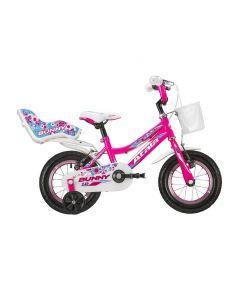 """Bici Bunny Fuxia 12"""" Atala"""