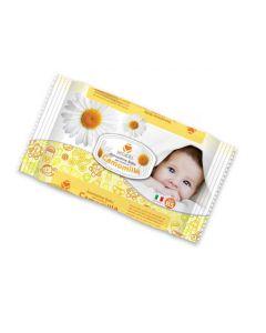 Setablu Salviettine Baby Camomilla - 72pz