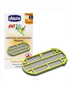 Chicco Antizanzare Ricarica per Dispositivo Portatile 1pz