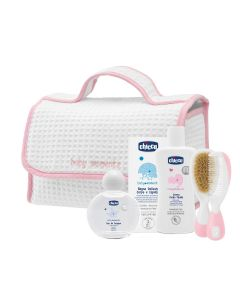 Chicco Baby Moments Cofanetto Regalo Grande - Rosa