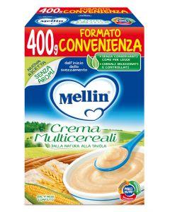 Mellin Crema Multicereali - 400 gr