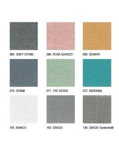 Nardi Cuscino Net - Colori assortiti
