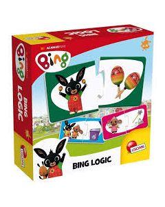 Bing Games Logic Puzzle, Multicolore - 74679