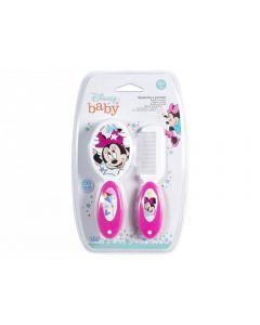 Lulabi Minnie Simply - Spazzola&Pettine