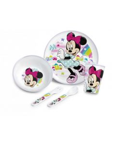 Lulabi Minnie Simply  - Set Pappa 5 pezzi