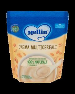 Mellin Crema Multicereali - 200 gr