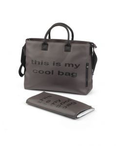Be Cool Mamma Bag Silver