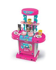 Barbie Cucina 2 in 1 con 15 accessori