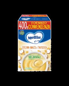 Mellin Crema Mais E Tapioca - 400 gr
